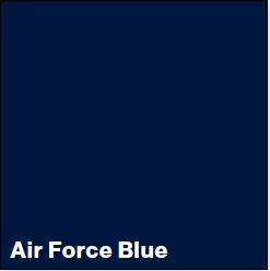 Air Force Blue ADA ALTERNATIVE 1/32IN - Rowmark ADA Alternative