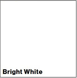 Bright White ADA ALTERNATIVE 1/32IN - Rowmark ADA Alternative