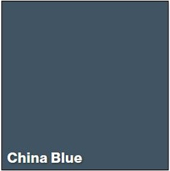 China Blue ADA ALTERNATIVE 1/32IN - Rowmark ADA Alternative