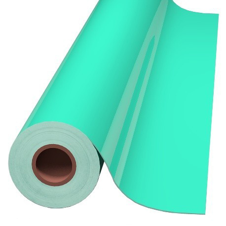 15IN TURQUOISE 8300 TRANSPARENT CAL - Oracal 8300 Transparent Calendered PVC Film