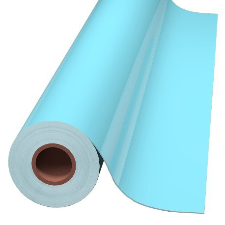 15IN ICE BLUE 8300 TRANSPARENT CAL - Oracal 8300 Transparent Calendered PVC Film