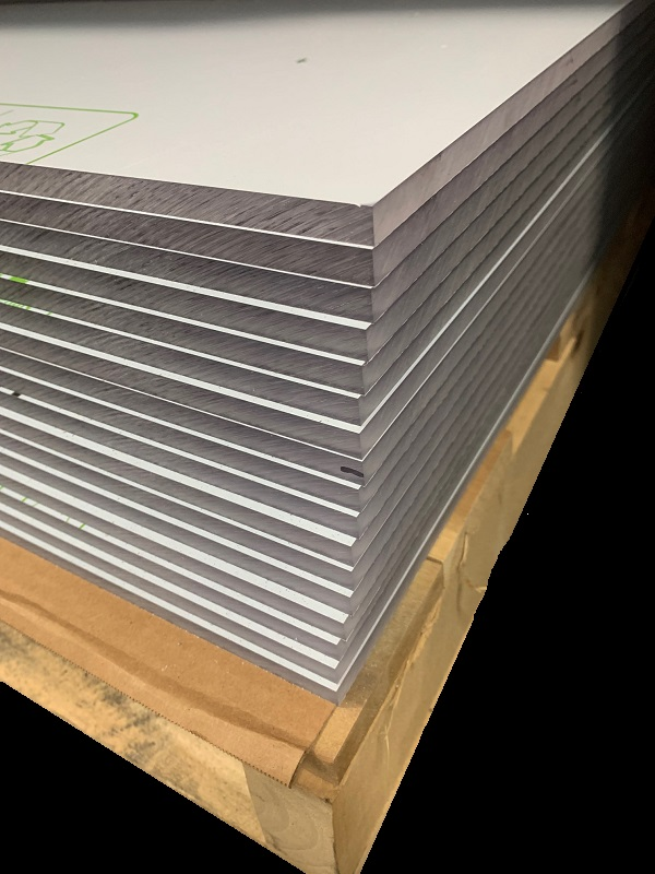 Abrasion Resistant Polycarbonate Sheet