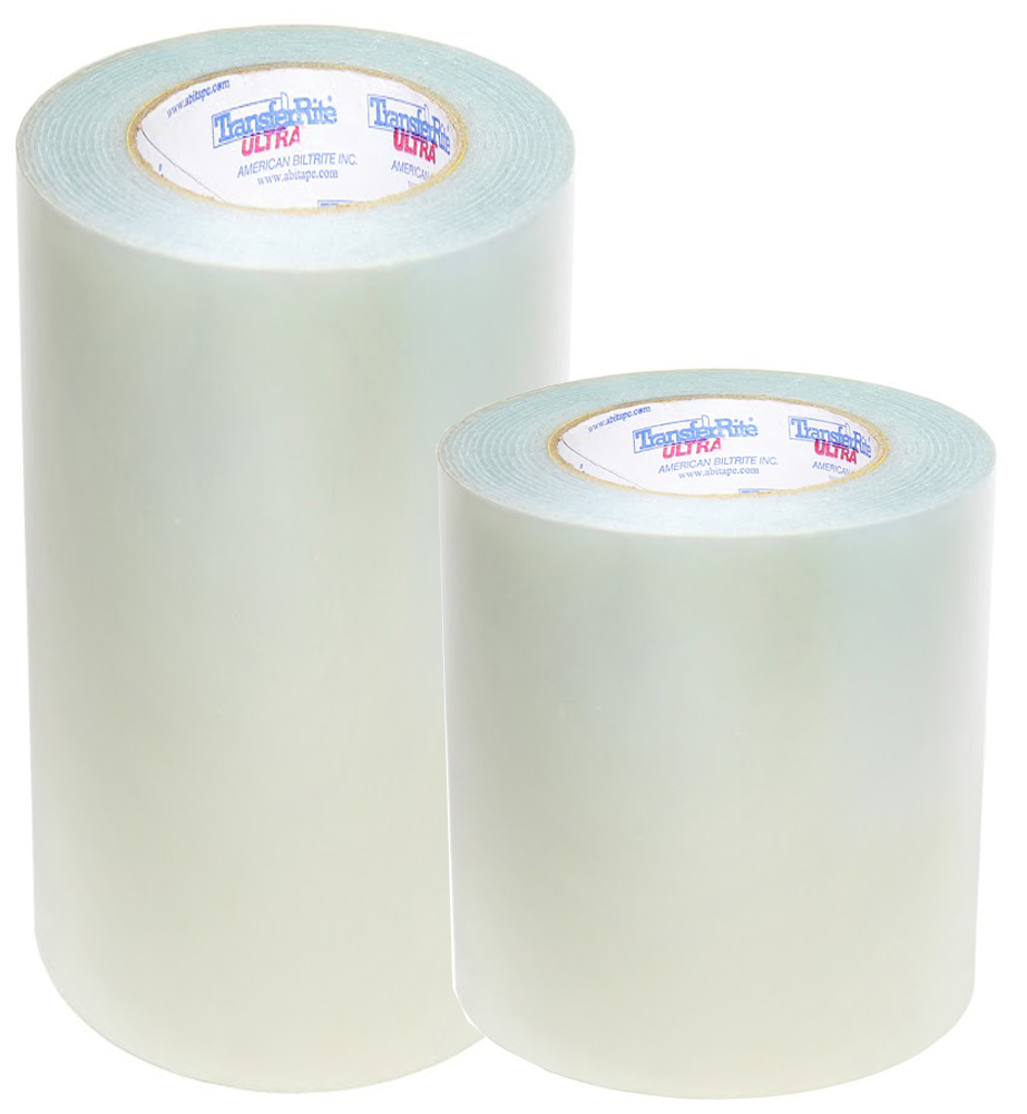 12IN CLEAR 1310 TRANSFER RITE - Medium Tack Transfer Tape