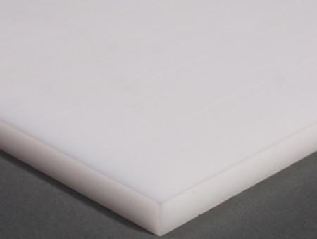 1-1/4IN NATURAL ACETAL - Acetal Copolymer Plates