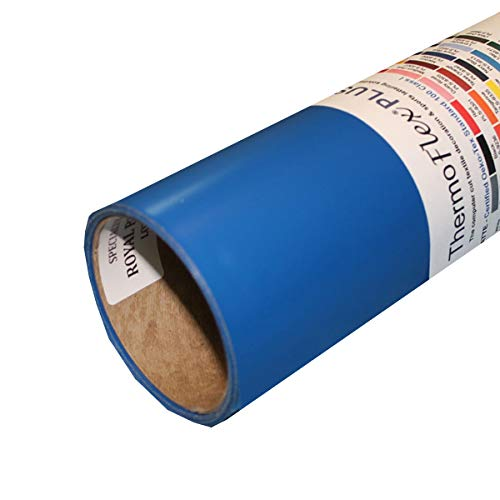 Specialty Materials ThermoFlexTURBO Royal Blue - Specialty Materials ThermoFlex Turbo Heat Transfer Film