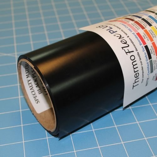 Specialty Materials ThermoFlexTURBO Black - Specialty Materials ThermoFlex Turbo Heat Transfer Film