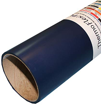 Specialty Materials ThermoFlexTURBO Navy Blue - Specialty Materials ThermoFlex Turbo Heat Transfer Film