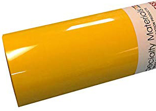 Specialty Materials ThermoFlexTURBO Medium Yellow - Specialty Materials ThermoFlex Turbo Heat Transfer Film