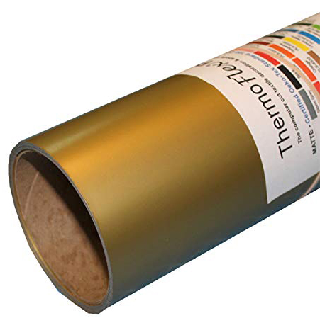 Specialty Materials ThermoFlex TURBO Old Gold - Specialty Materials ThermoFlex Turbo Heat Transfer Film