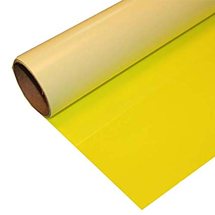Specialty Materials ThermoFlexTURBO Neon Yellow - Specialty Materials ThermoFlex Turbo Heat Transfer Film