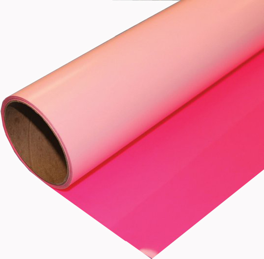 Specialty Materials ThermoFlexTURBO Neon Pink - Specialty Materials ThermoFlex Turbo Heat Transfer Film